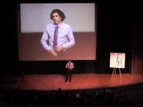 TEDxBerkeley - Amit Deutsch - 04/03/10