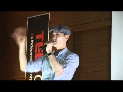 TEDxCAU-Sung Ho Na-view on audition progrmas on television