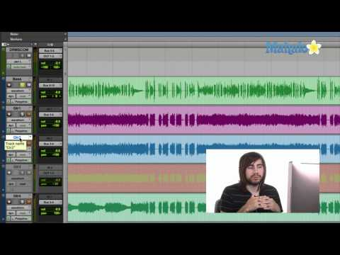 Voice Selector - Pro Tools 9