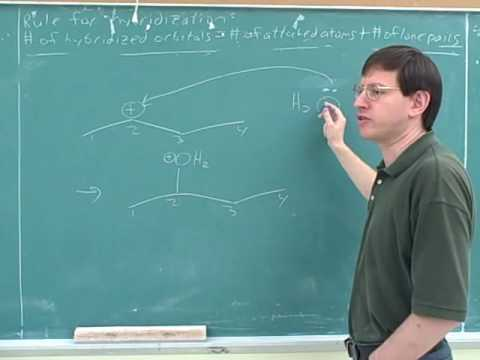 Organic chemistry: electron-pushing arrows (2)