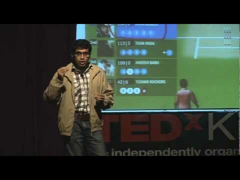 TEDxKinnaird - Ahmed Aqeel - Taking On the Match Making Aunt