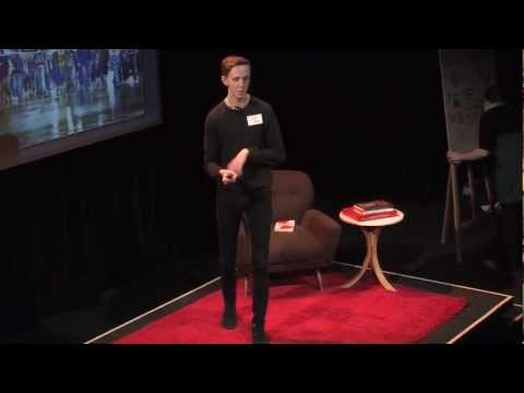 TEDxYorkU 2012 - Alastair Woods - In Praise of Troublemakers