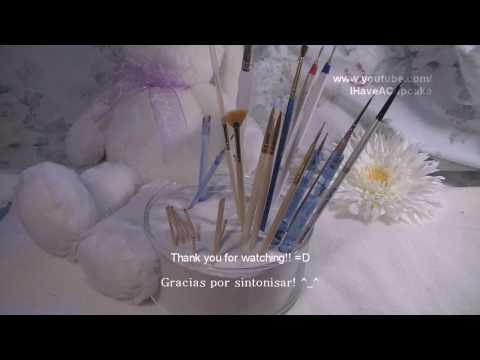 Ƹ̵̡Ӝ̵̨̄Ʒ Tools I Use Ƹ̵̡Ӝ̵̨̄Ʒ Herramientas para arte de las uñas Ƹ̵̡Ӝ̵̨̄Ʒ