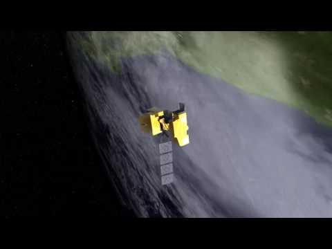 NASA | A Landsat Flyby