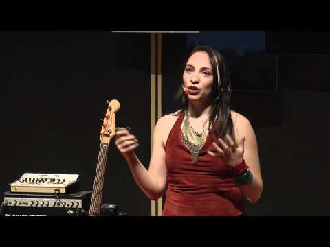 TEDxRainier - Daria Musk - You Move Me