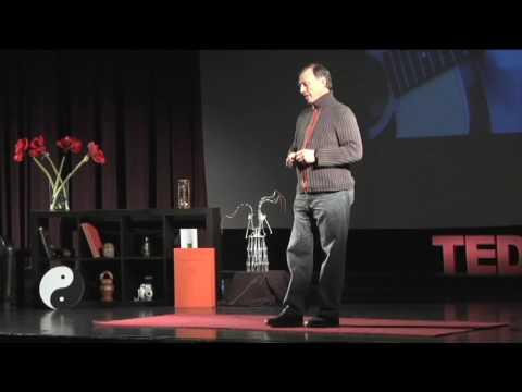 TEDxWaterloo - Paul Saltzman - 2/25/10