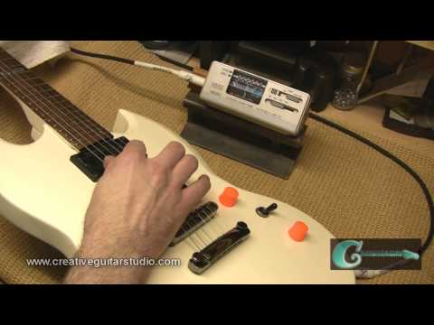 "Setting Intonation on a ""Gibson Style"" Fixed Bridge"