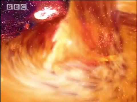 The fate of the galaxy - Supermassive Black Holes - BBC science