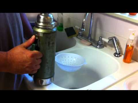 Thermos Cooking (noodles)