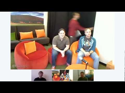 YouTube API Office Hours June 6, 2012