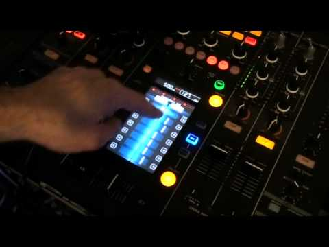 Pioneer DJM2000 Frequency Mix Demonstration