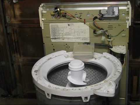 WHIRLPOOL WASHER REPAIR VIDEO 2