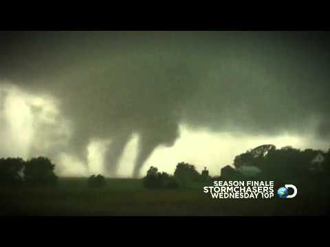 Storm Chasers Season Finale  12/1