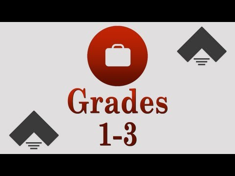 Short SAMPLE - Who You Are (Grades 1-3)