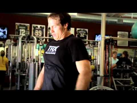 Pre-Season Training With TRX & Drew Brees