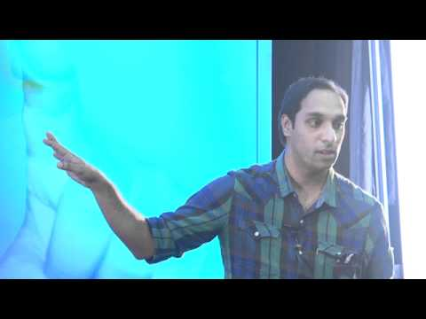 TEDxGachibowli - Aneesh Reddy -  The Capillary Journey