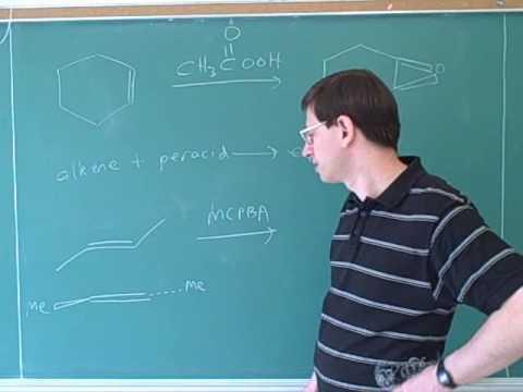 Oxacyclopropanes, also known as epoxides (2)