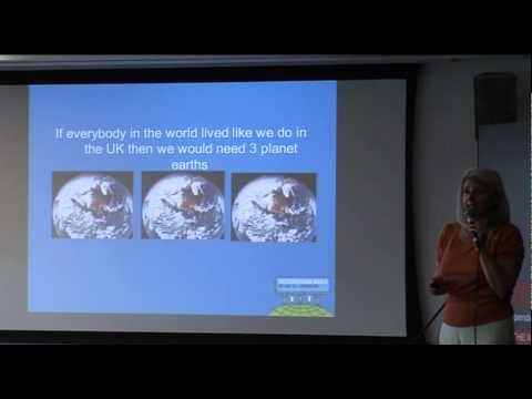 TEDxBRISTOL 2011 - WENDY STEPHENSON - THE CONVERGING WORLD