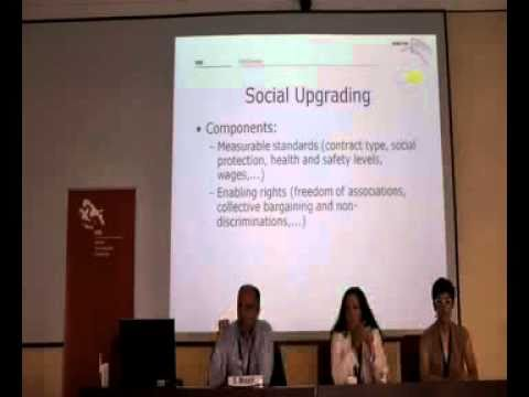 Prof. Stefano Micelli - Environmental upgrading in Global Value Chains
