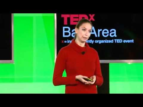 TEDxBayArea 12/08/11-Polina Raygorodskaya-Dancing to the Beat of the..