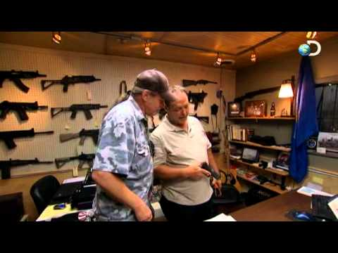 Ted Nugent Visit | Sons of Guns