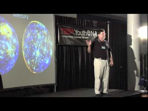 TEDxYouth@NASA - Jim Adams - The Coolest Job in the World