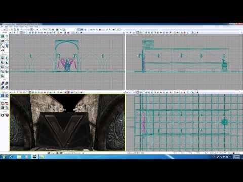 Unreal Development Kit UDK Tutorial - 57 - Introduction to Matinee