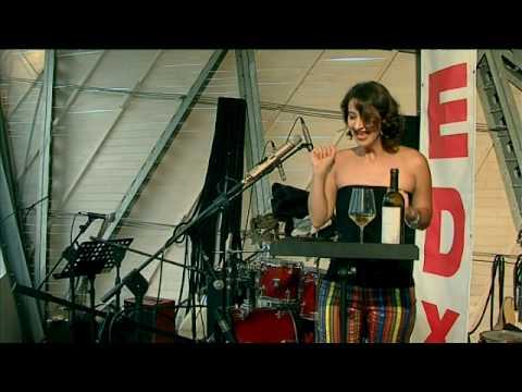 TEDxPalermo - Vera Bonanno - Drink the Truth