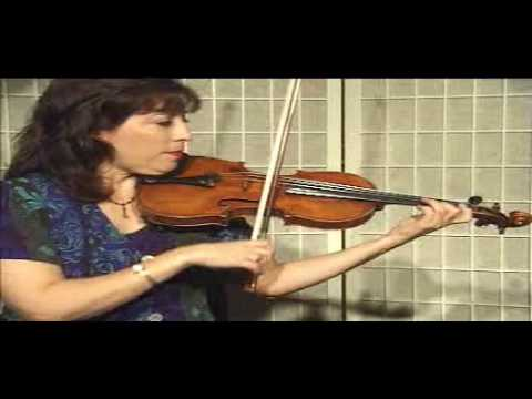 "Violin Lesson - Song Demonstration - ""Joy"" by J.S. Bach"