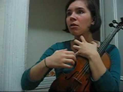 Violin Stab