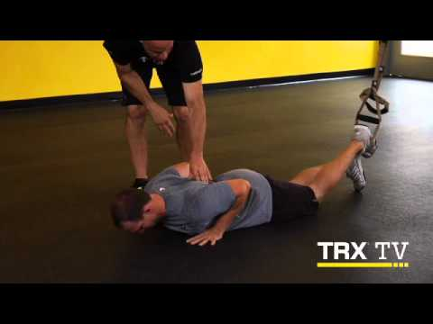 TRX TV October: Upper & Lower Body Workout