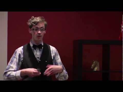 Vers le dépassement de soi - Going beyond oneself: Florent BIDOIS at TEDxRennes