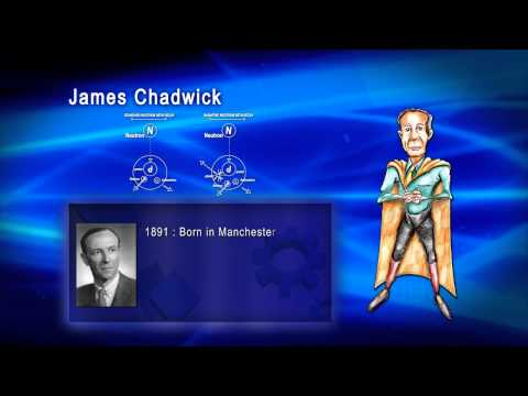 Top 100 Greatest Scientist in History For Kids(Preschool) - JAMES CHANDWICK
