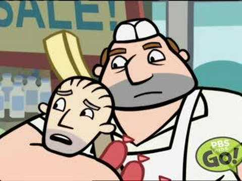 "WordGirl | ""Yes Sir, That's My Butcher"" 