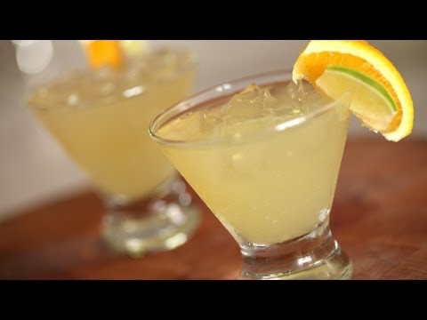 Spicy Citrus Splash Cocktail Recipe: Make It (How To) || Kin Eats