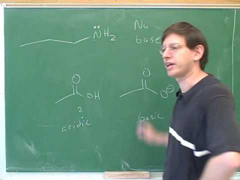 Organic chemistry: Introduction to amines (4)