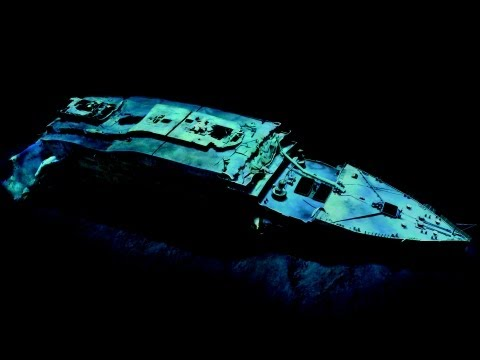 National Geographic Live! - Robert Ballard: Restore the Titanic