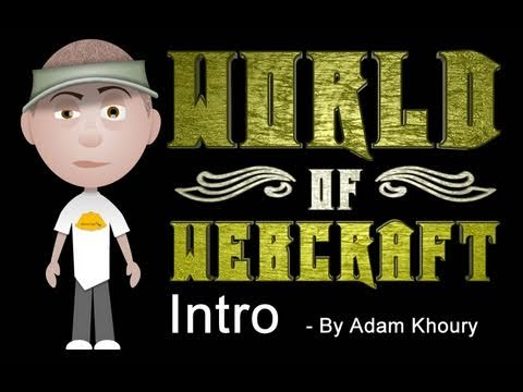 Welcome to the World of Webcraft - Social Web Site Flash Game Creation Tutorials