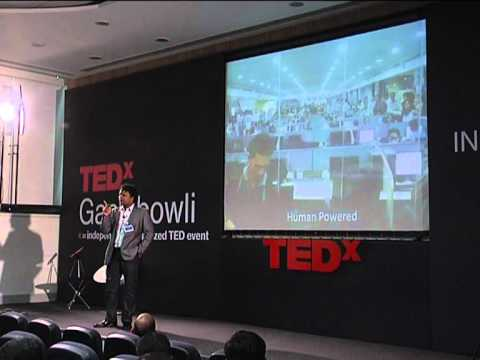 TEDxGachibowli - Bala Girisiballa - How Technology Impacts India in this Decade