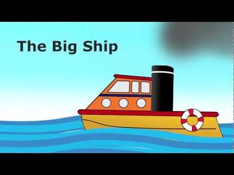 The Big Ship Sails ***