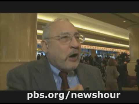 THE NEWSHOUR WITH JIM LEHRER | Paul Solman 1/9/09 | PBS