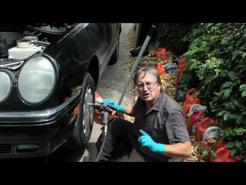 Replacing A Leaking Power Steering Hose