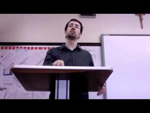 Religion VIII--20th century challenges to religion