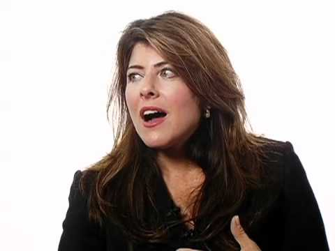 Naomi Wolf on Becoming an Activist