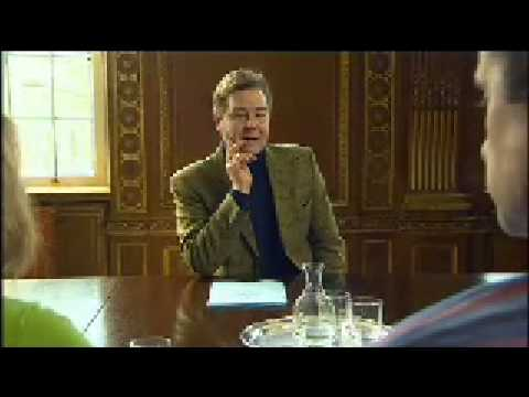 The John Hurt Diaries - Dead Ringers - BBC Comedy