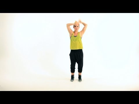 Whacking Arms Dance Move | Hip Hop Dance Workout