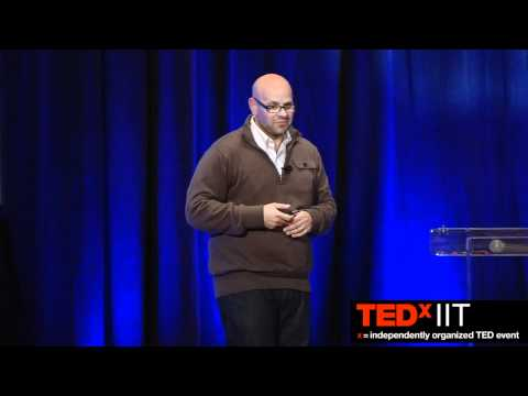 TEDxIIT - Marc Hans - Living your momentum: ScienceFIST