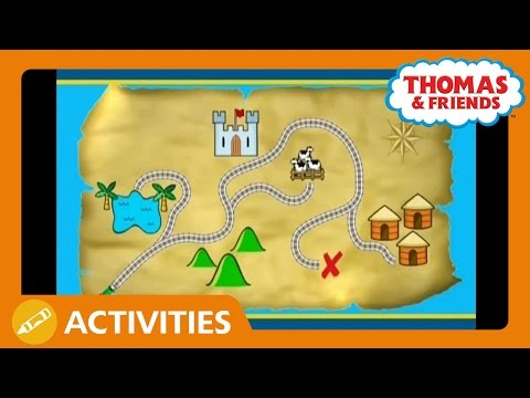 Thomas & Friends: Hidden Treasure Play Along
