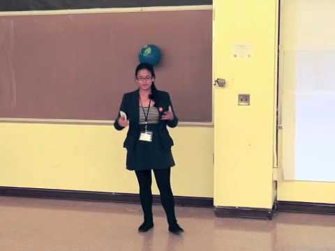 TEDxGlobalLearningSchool - Barbara Crespo - Making a Difference Far From Home