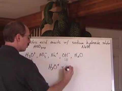 Senior Chemistry: Acids and Bases 8